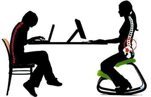 Come sedersi per stare meglio. La posizione seduta