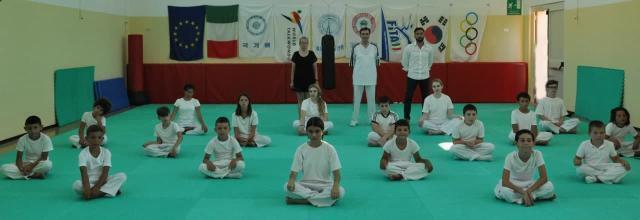 """La """"Pennetta Rosa"""" è regina del Taekwondo"""
