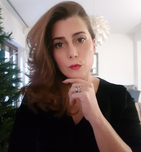 Daniela Piesco ospite a Parlando del Corriere Nazionale.net la rubrica radiofonica per parlare del Progetto Radici