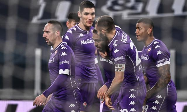 Una super Fiorentina affonda una spenta Juventus