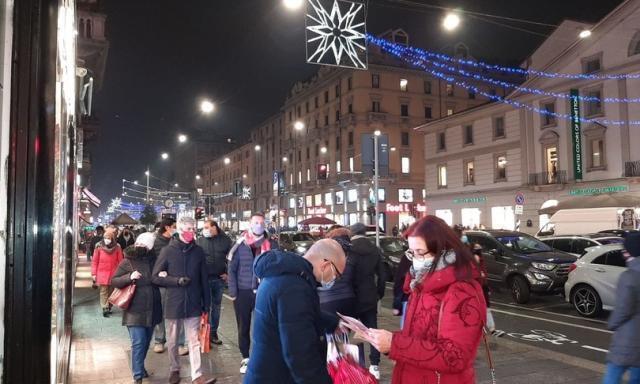 L'Italia vira in 'rosso', al via la stretta di Natale