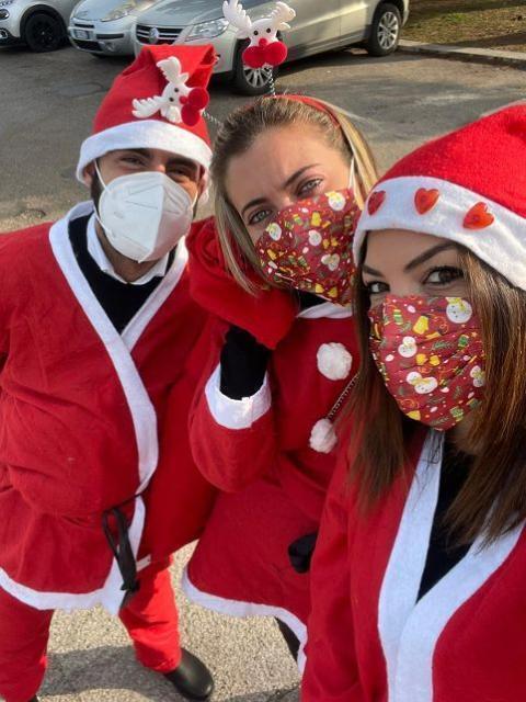 L'Associazione Angeli del Sorriso  dona giocattoli negli ospedali di Foggia e Provincia
