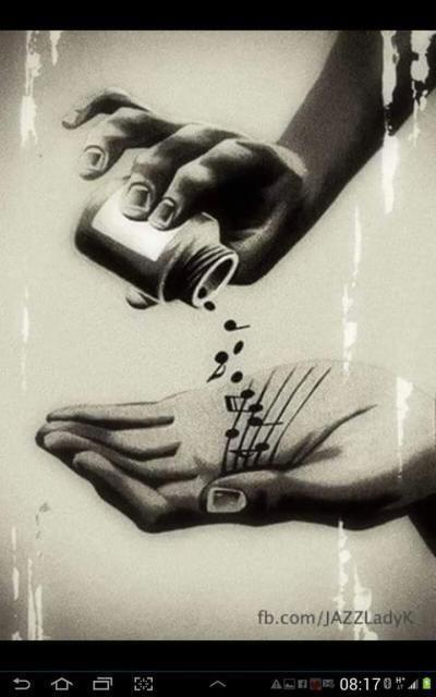 """""""Dio, se sulla terra ci hai già dato la musica, cosa ci rimarrà per il Paradiso?"""""""