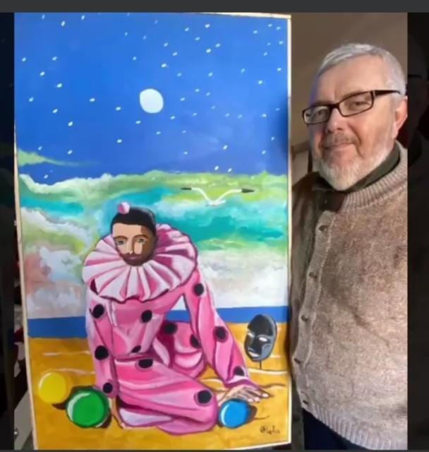 Rodi Garganico. Una mostra del nostro Artista Carmelo Di Lella