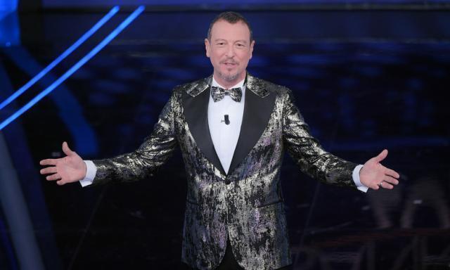 """""""La parola d'ordine di Sanremo è rinascita"""", dice Amadeus"""