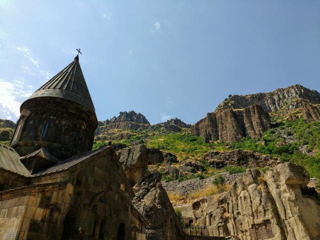 Caucaso, scacchieri e corridoi