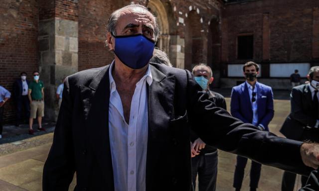 Mauro Bellugi ha subito l'amputazione delle gambe