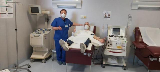 Covid e donazione di plasma
