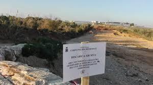 Bloccate le attivita' di controllo ambientale