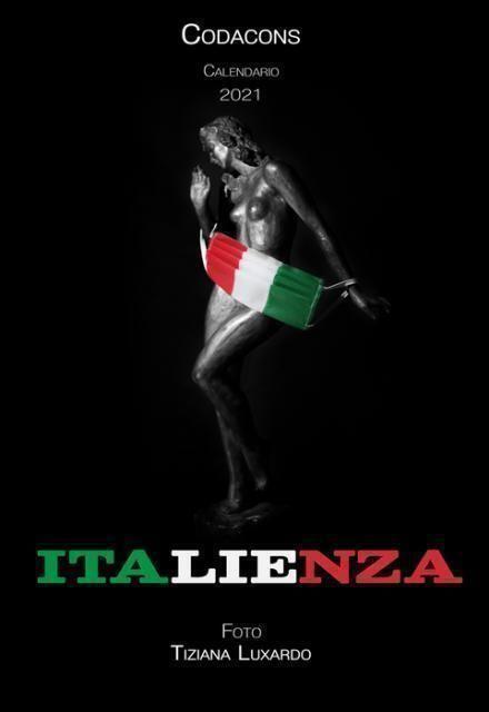Il calendario italienza di Tiziana Luxardo