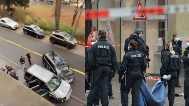 Germania. Auto contro i pedoni. 4 morti, anche un bimbo di 9 mesi, 15 feriti