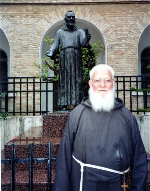 Fr. Vincenzo, il frate cercatore seminatore di speranza sulla scia di Padre Pio