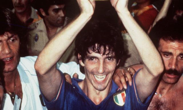 E' morto Paolo Rossi, l'eroe del Mundial '82