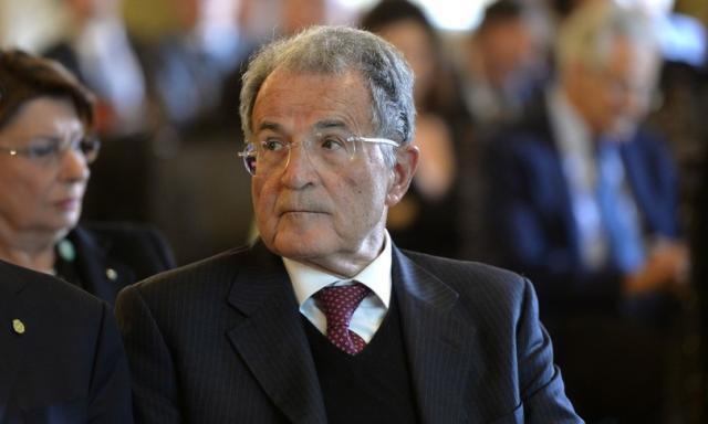 """""""Conte faccia presto eRenzistia attento a curve"""", dice Prodi"""