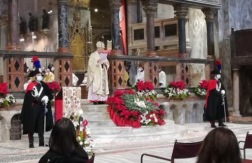 Omelia historico-romanzata sul Natale