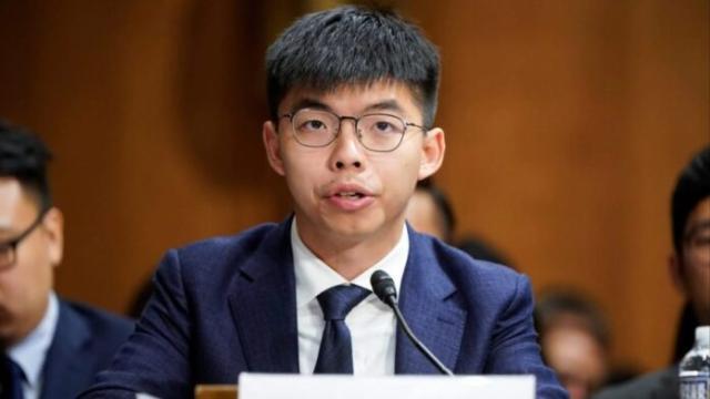 Joshua Wong avverte l'Italia, potrebbe essere la prossima Hong Kong. Non sottovalutare Pechino