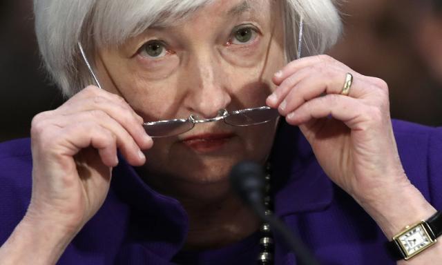 Il Senato Usa conferma Yellen ministro del Tesoro
