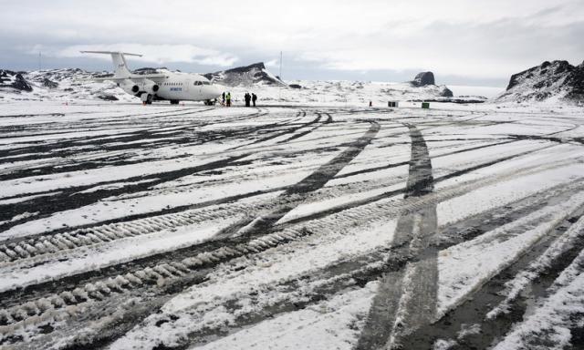 Sisma di magnitudo 7,1 in Antartide, evacuate basi militari