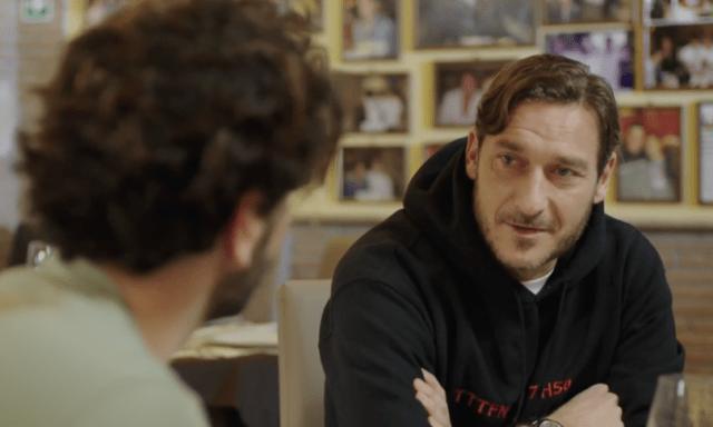 Hanno scelto un mancino per interpretare Francesco Totti in una serie tv