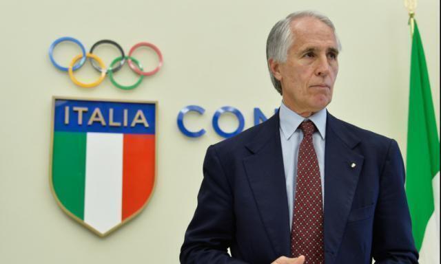 """Il Coni italiano è ancora """"senza autonomia"""". E ora rischia pesanti sanzioni"""