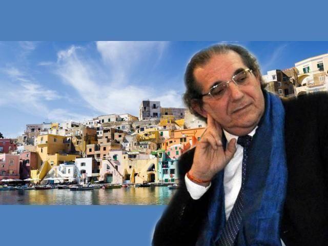 """Procida si merita questo riconoscimento"""" dichiara Pierfranco Bruni in un'intervista in esclusiva a Stefania Romito"""