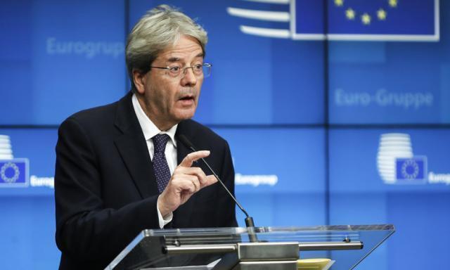 """Gentiloni avverte: """"Sul Recovery italiano c'è ancora molto da fare"""""""