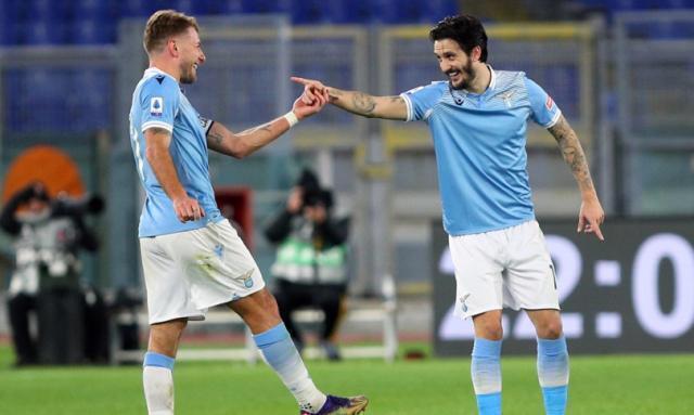 La Lazio si aggiudica il derby del Cupolone, batte la Roma 3 a 0