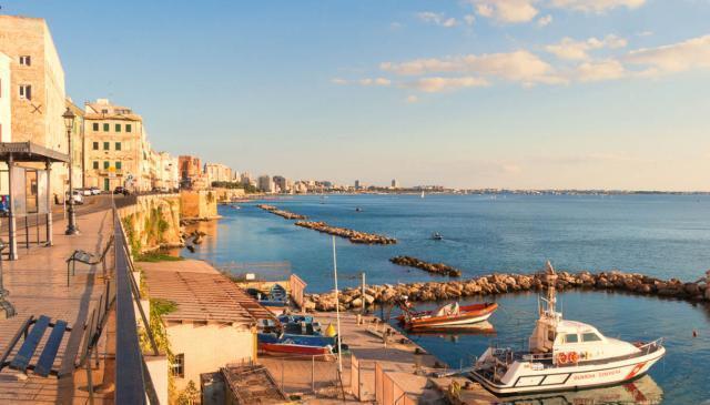 Zona Franca doganale del porto di Taranto: garanzia di crescita dell'economia jonica