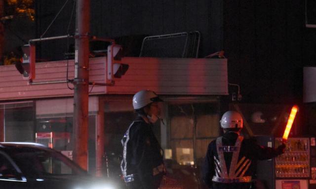 Il sisma in Giappone ha causato almeno 100 feriti