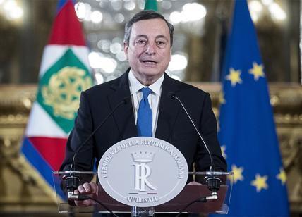 Ultimi ritocchi alla squadra di Draghi