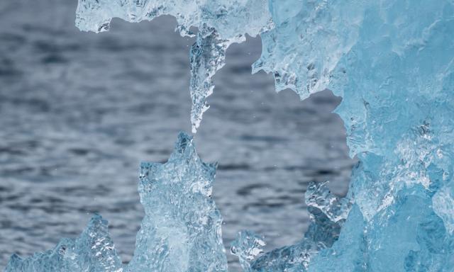 L'Italia stretta nella morsa del ghiaccio