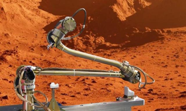 Il ruolo dell'Italia nella missione su Marte del 18 febbraio