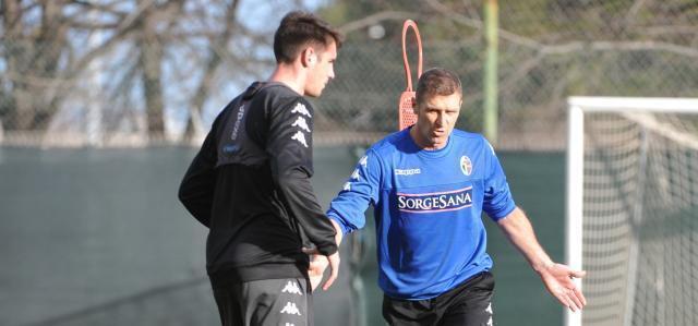 """Carrera: """"Per giocare a calcio ci vuole passione e ambizione"""""""