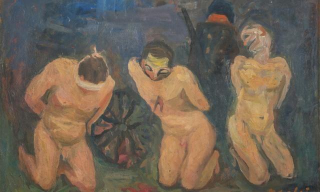 In mostra a Brera 'Le Fantasie' di Mafai, 22 quadri contro il nazifascismo