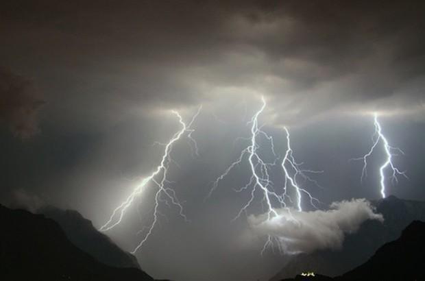 In arrivo un'ondata di temporali sull'Italia