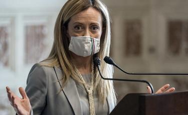 L'opposizione giova a Giorgia Meloni. I primi sondaggi dell'era Draghi