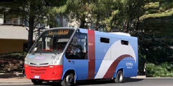 Taranto Kyma Mobilità in campo per le vaccinazioni degli anziani