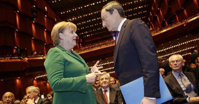 Draghi sente Merkel, al lavoro insieme per una risposta europea sui vaccini
