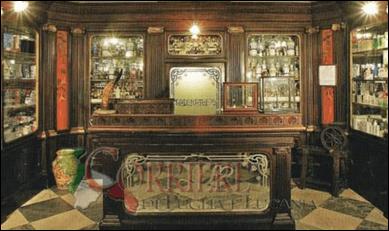 L'antica farmacia Carlucci di Melfi perde la sua storica sede