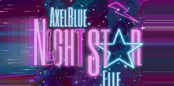 """Axel Blue con """"nightstar""""in featuring con Elle"""