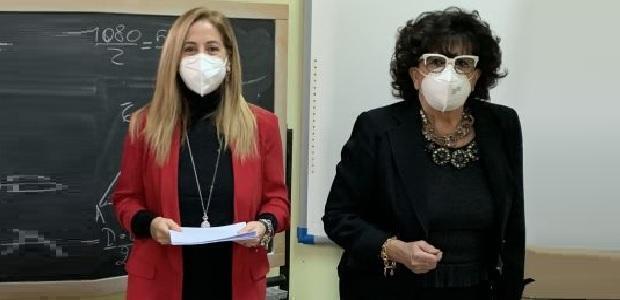Giovanna Lato e Carmen Galluzzo Motolese