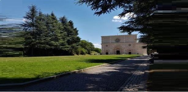 L'Aquila, Basilica di Collemaggio