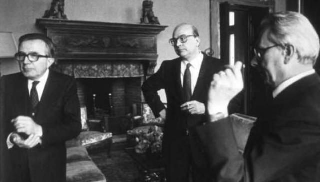 Il ruolo di Bettino Craxi nell' «accordo di modificazioni del concordato lateranense»