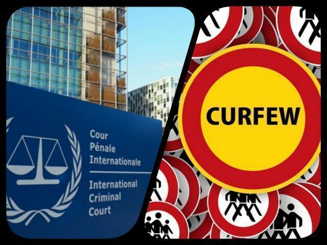 Tribunale dell'Aja : revocare coprifuoco, è illegittimo