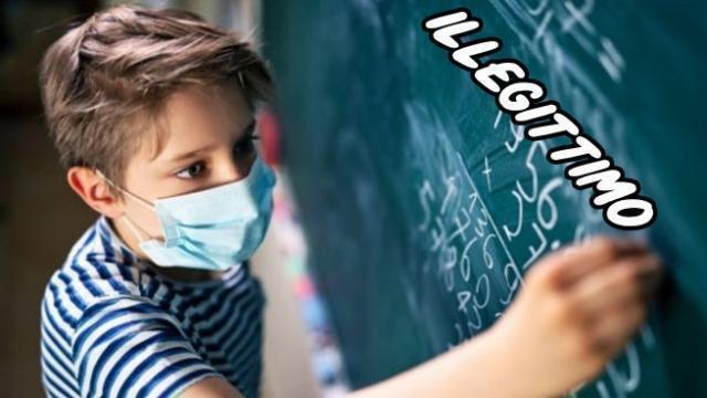 Scuola: obbligo mascherine illegittimo, la sentenza