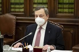 La lista dei ministri del governo Draghi