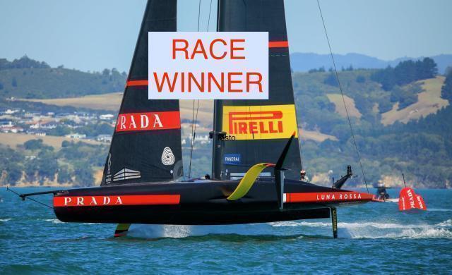 Luna Rossa trionfa in Prada Cup, ora la sfida con New Zealand per l'America's Cup