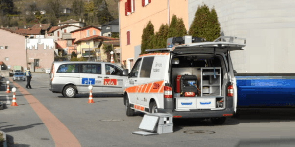 Incidenti italiani estero: 49enne di Como investita da un furgone, è grave