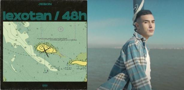 """Jeson """"Lexotan"""" + """"48H""""viaggio con due tracce tra R&B e Cloud Rap"""