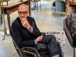Lo stilista Antonio Marras porta i nuraghi alla 'Milano Fashion Week'